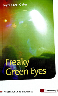 Freaky green eyes essay