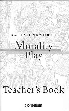 Morality Play Teacher's Book Cover