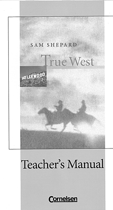 True West Teacher's Manual Cover